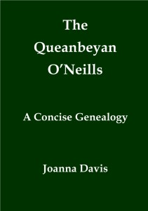 O'Neills Concise cover1